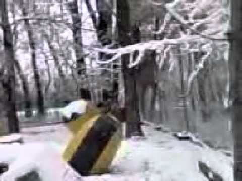 пейнтбол в алматы зима, парк горького