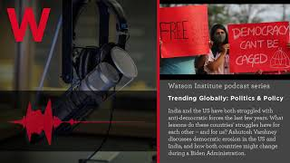 Trending Globally: India and the US in a Time of Democratic Erosion