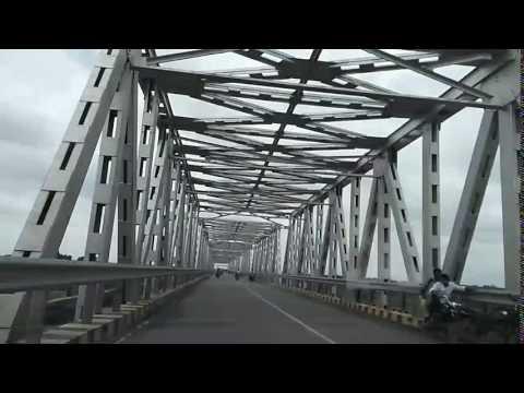 Raichur Mantralayam road bridge