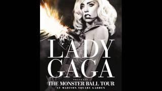 Lady Gaga - Bad Romance (Live at Madison Square Garden) (Audio)