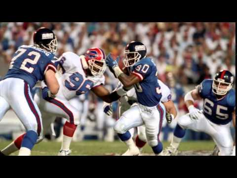 Giants Bills Super Bowl XXV