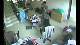 ARRESTED! :Thieves in Rawamangun, East Jakarta, Caught in CCTV Cameras