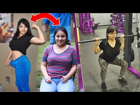 How I Lost Weight FAST For Beginners   My Full Workout Routine!