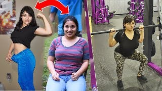 How I Lost Weight FAST For Beginners | My Full Workout Routine!
