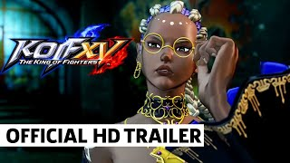 The King of Fighters XV | Playstation State of Play 2021