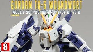 HGUC 1/144 RX-124 건담 TR-6 운드워트 / Gundam TR-6 woundwort