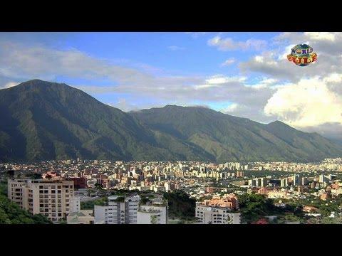 World Culé Venezuela - Subiendo el Ávila (Caracas)