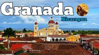 Visitando la ciudad  de GRANADA en NICARAGUA, un tour en 2019