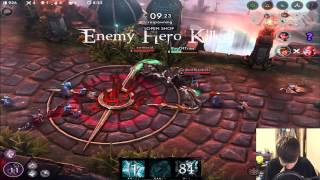 Roam Adagio! Best Support Tips | Vainglory