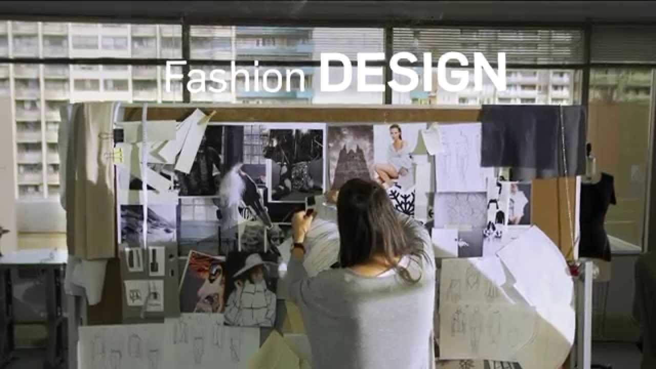Study Fashion Design At The International School Of LaSalle College