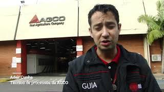 Fábrica AGCO Canoas - Google Glass