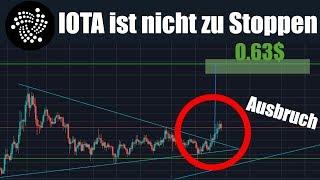 IOTA ist nicht zu Stoppen! 0.63$ in Sicht! || IOTA Preis Analyse deutsch