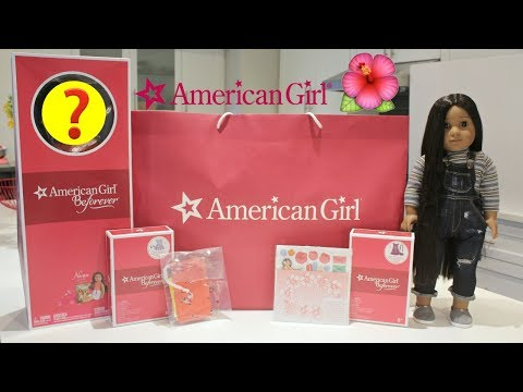 American Girl Nanea HAUL Opening From The AGP Seattle!🌺