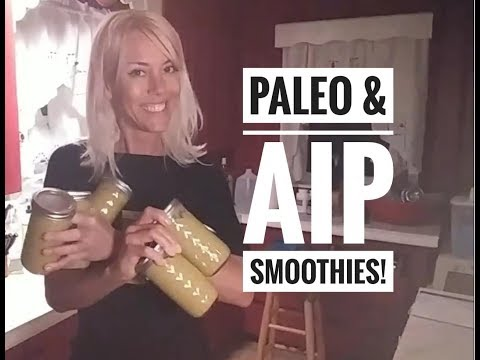 AIP Smoothies