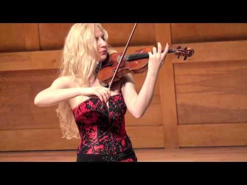 "Joanne Kaczorowska- Astor Piazzolla's ""Oblivion"""