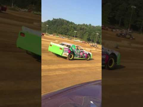 "Clay ""fuzzy"" Davis memorial Windy Hollow speedway (sorry about the bad quality)"
