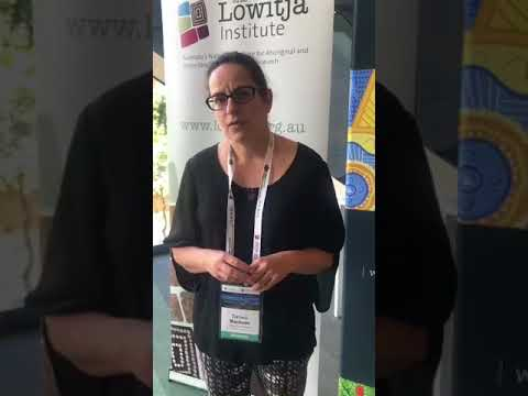 Tamara Mackean talks about research translation and the tension between policy & community