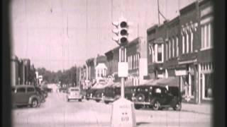 Cameron Missouri 1939 Film Clip