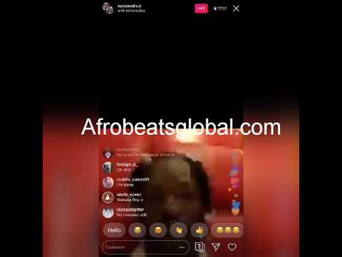 You Sound Rude Tunde Ednut Shuts Down Naira Marley On Live Video Youtube Catching cold crooner tunde ednut is our guest on this episode of 9jatalks on music africa tv with zdon paporella. you sound rude tunde ednut shuts down naira marley on live video