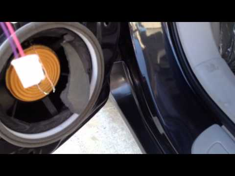 How To Replace Factory Speakers On 2009 2012 Toyota