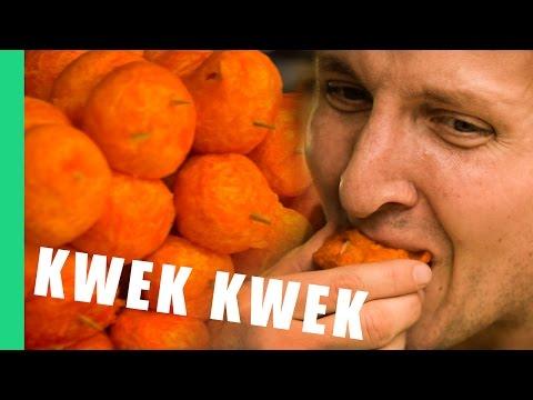 KWEK KWEK - Philippines [Best Ever Food Review Show]