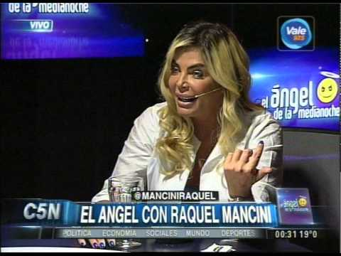 C5N - EL ANGEL DE LA MEDIANOCHE CON RAQUEL MANCINI