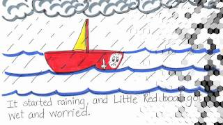 The Little Red Boat