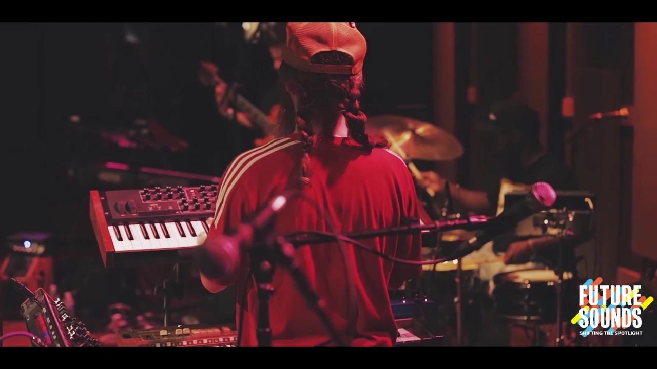 "Killiam Shakespeare ""Oakland"" Live at Future x Sounds Philadelphia"