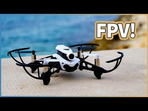 Parrot Mambo FVP, il minidrone per chi vuole iniziare