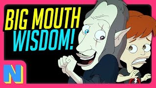 Big Mouth's Most IMPORTANT Life Lessons!