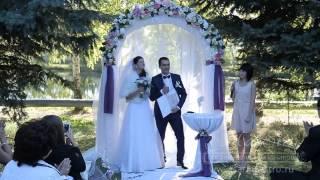 Кристина и Данила 19 сентября 2014. Свадьба под ключ(Свадьба в Саратове., 2015-02-18T11:11:45.000Z)