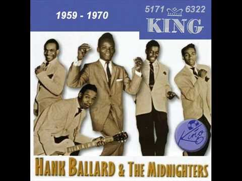 Hank Ballard & The Midnighters - King Records 1959 - 1970