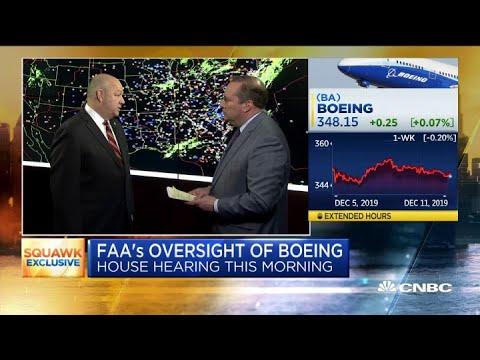 FAA Administrator: Boeing