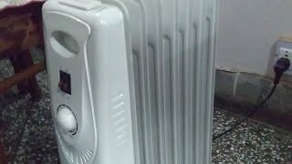Real Facts and benefits of Oil Based Heater (Hindi) (Live Video)