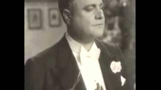 Beniamino Gigli  1935 .- Mattinata .- Leoncavallo