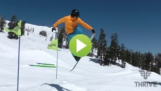 Snowboard Trick Tips: Basic Grabs