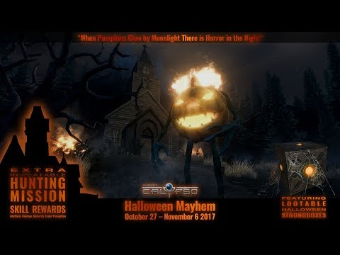 Entropia Universe: Halloween Mayhem 2017