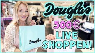 500€ LIVE DOUGLAS HAUL, DEN IHR BESTIMMT UND BEKOMMT! Kathi ALLEIN im Douglas...TheBeauty2go