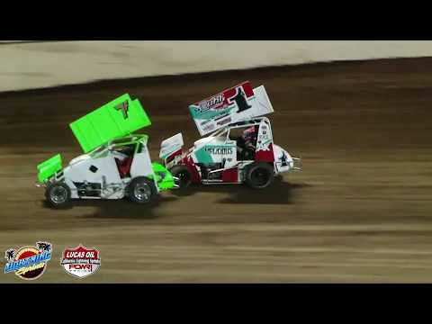 California Lightning Sprints at Ventura Raceway 5/4/19 Feature Highlights