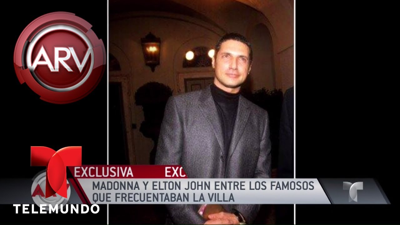 Exclusivo tour por la mansión de Versace en Miami | Al Rojo Vivo | Telemundo