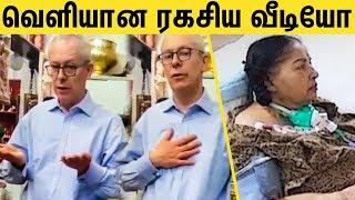 London Doctor Richard Beale About Jayalalitha Treatment