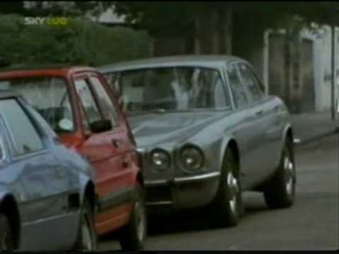 Minder Capri feature / George Cole and Minder Jaguars
