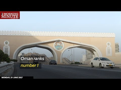 Oman ranks number 1