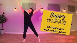 Move with Steph #15: Get Happy - Dance for Every Body