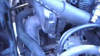 Nissan timming chain part 2.wmv