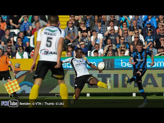 2012-2013 - Jupiler Pro League - PlayOff 1 - 07. Club Brugge - Sporting Lokeren 2-1