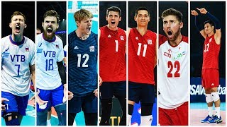 Volleyball Dream Team | Men's VNL 2019 (HD)