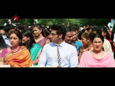 A sweet romantic comedy film '2 States' on STAR Plus