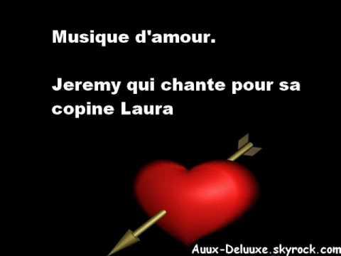 Musique Damour Jeremy Qui Chante Pour Laura Youtube