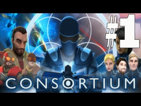 CONSORTIUM Walkthrough Part 1 Gameplay Lets Play Playthrough (PC)